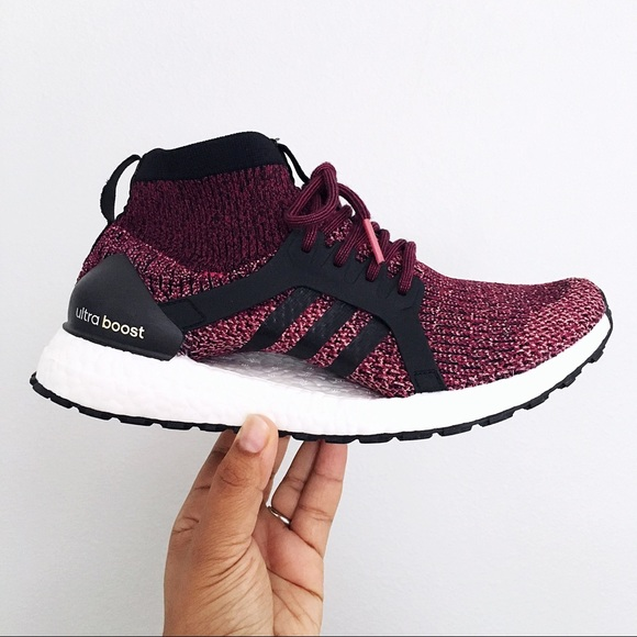 Adidas UltraBOOST X All Terrain Women Mystery Ruby NWT